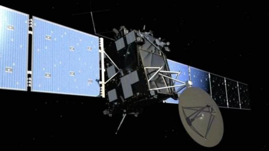 Video Sonda Rosetta se přiblížila ke kometě