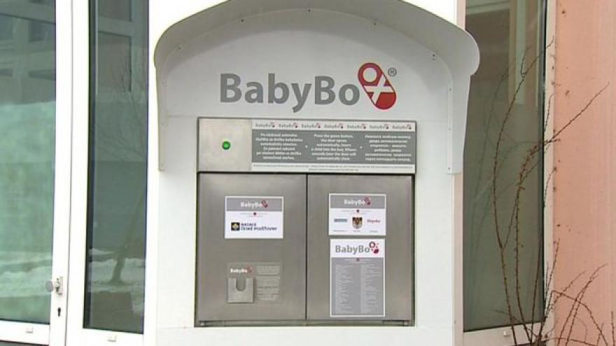 Video V Česku by mělo přibýt 20 babyboxů