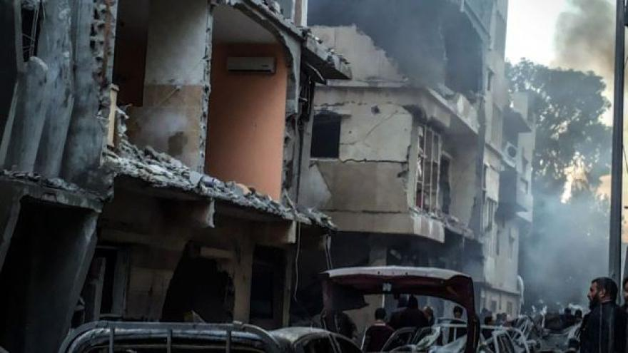 Video Horizont: Egyptská odplata za vraždu koptů
