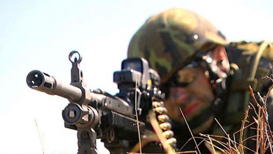 Video Armáda nakoupí munici za 1,4 miliardy