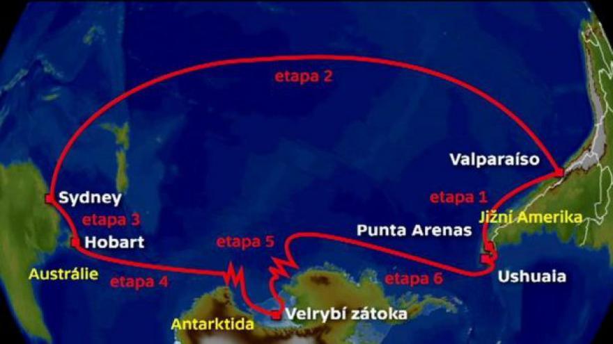 Video Dušan Jamný z Antarktidy: Technika zatím funguje