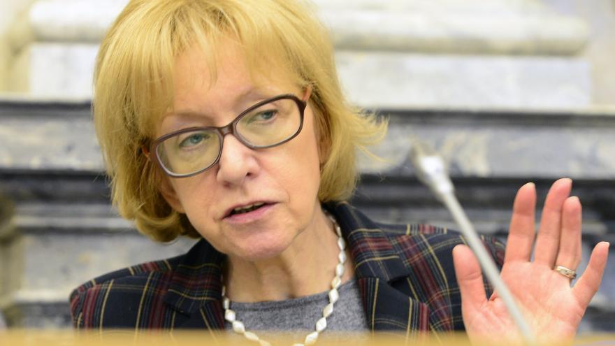 Video Exministryně Válková (ANO): Milost je vázaná na relativně přísné podmínky