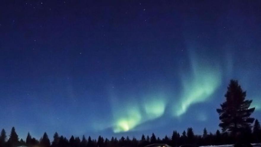 Video Dokumentaristé na lovu polární záře