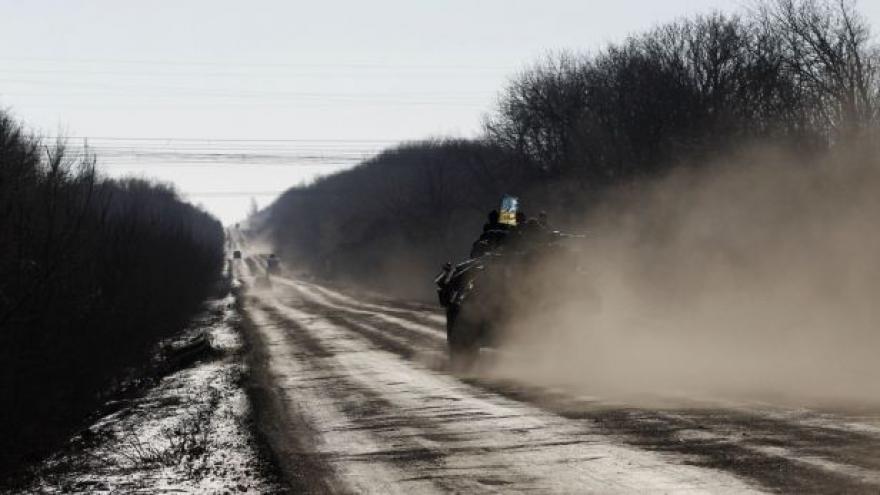 Video Vojáci dostali rozkaz opustit Debalceve