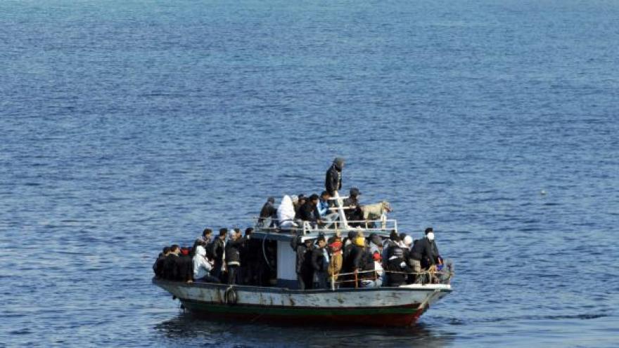 Video Kašpar: Příliv uprchlíků do Itálie je stále silnější