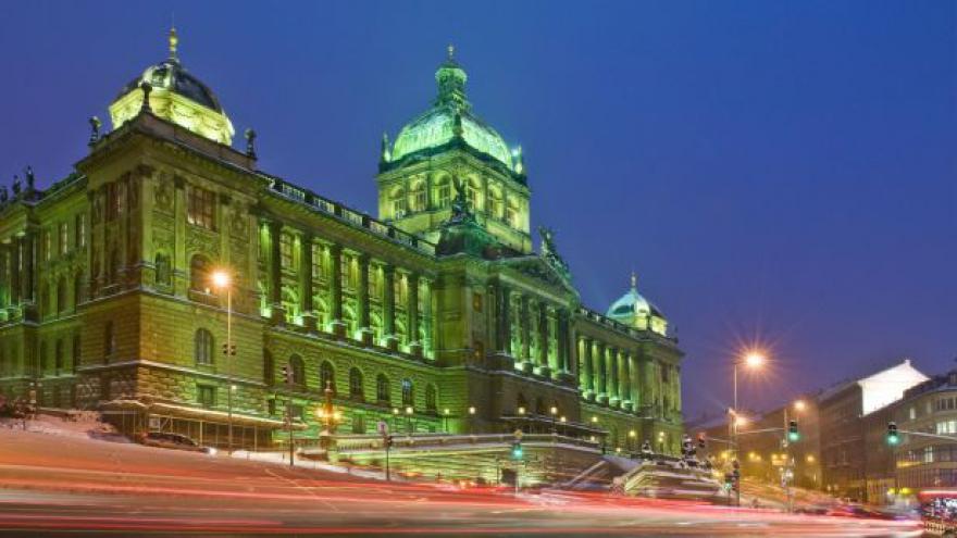 Video V Národním muzeu můžete trávit volno dobrovolně