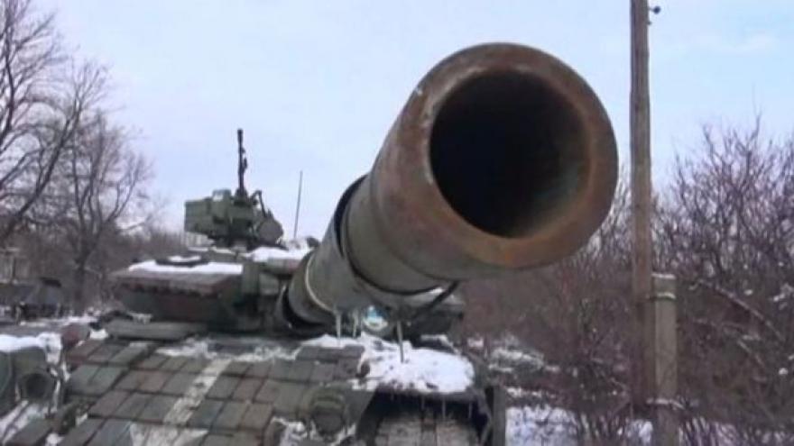 Video Události: Pozve Ukrajina modré přilby?