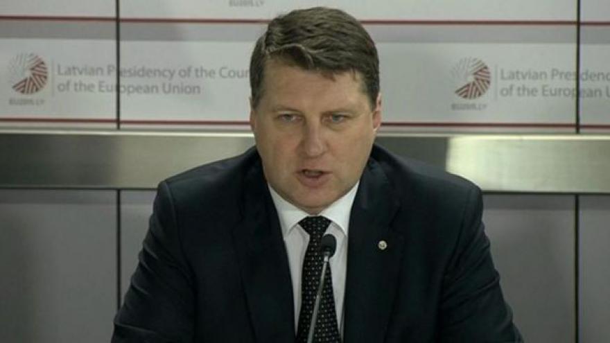 Video Lotyšský ministr zahraničí: EU musí na hrozby reagovat rychleji
