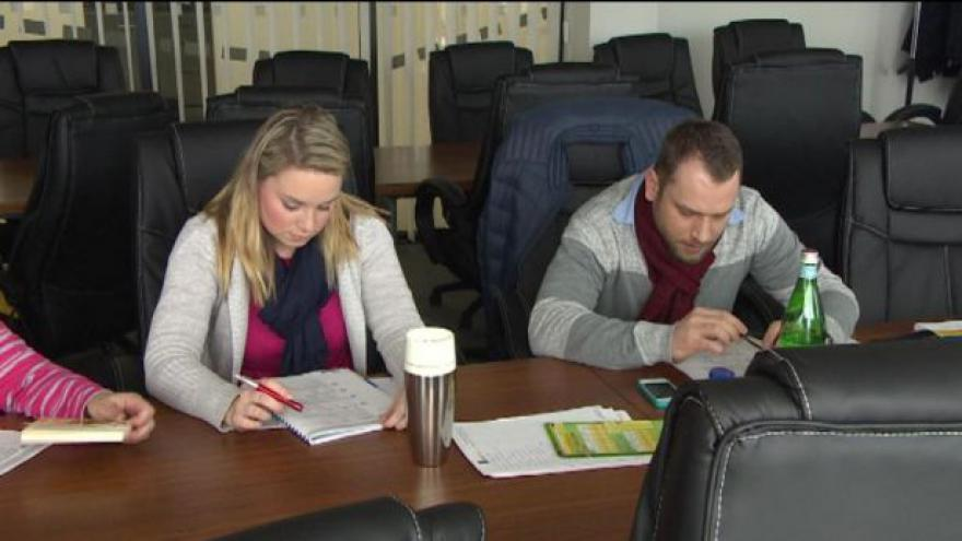Video Češi chtějí pracovat v Německu - potřebují němčinu