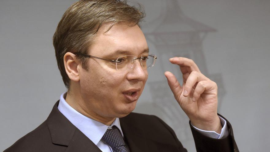 Video Začaly rozhovory EU-Srbsko