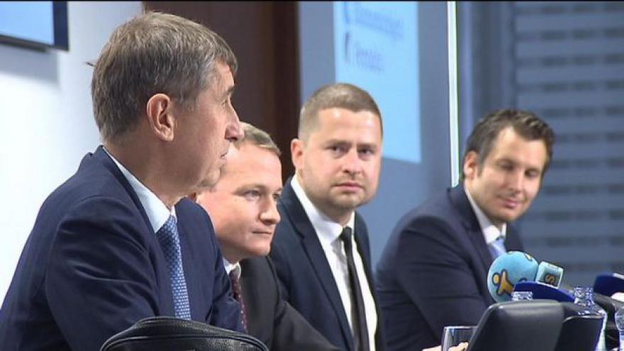 Video Hnutí ANO hledá stínové ministry pro resorty koaličních partnerů