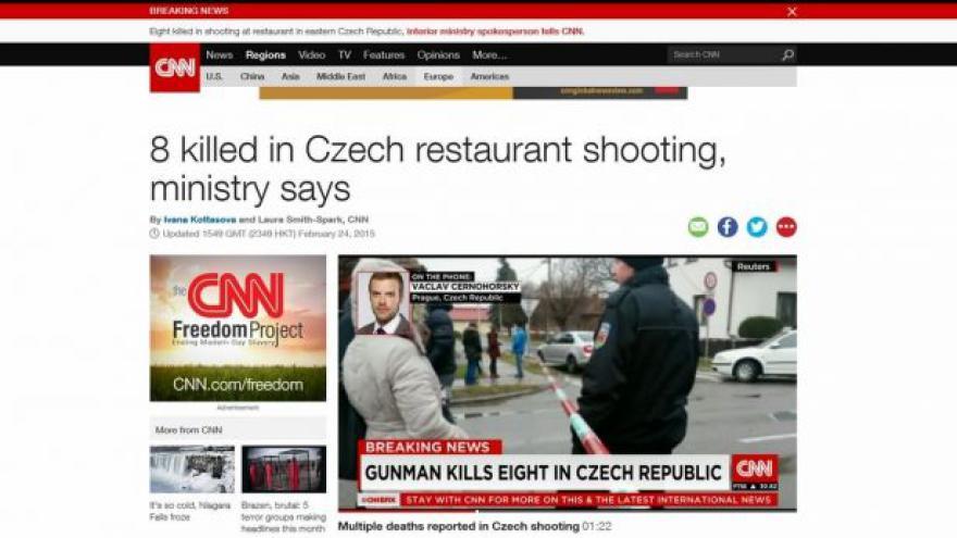 Video Střelba v Česku kvůli současné atmosféře silně rezonuje