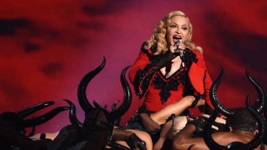 Video Události v kultuře: Madonna obvinila BBC z ageismu