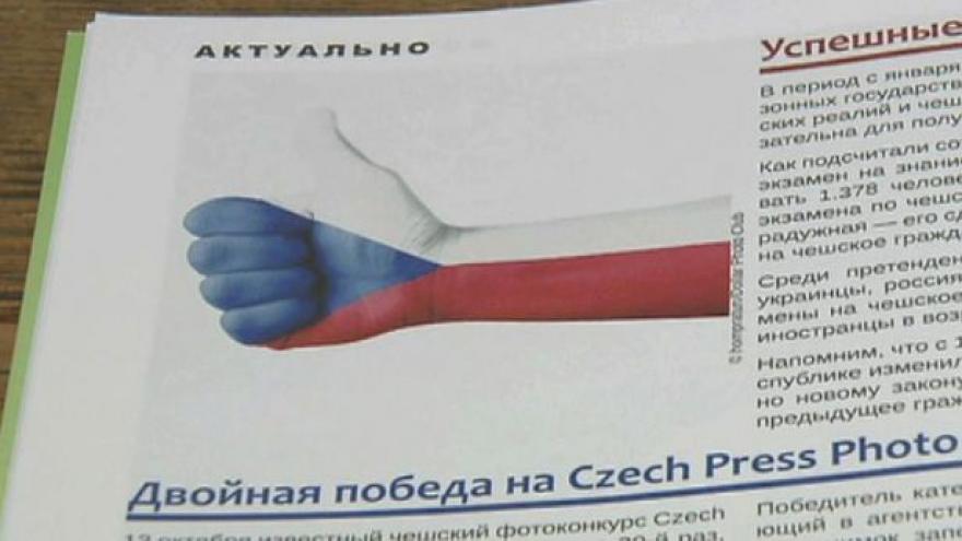 Video Proruská propaganda v Česku