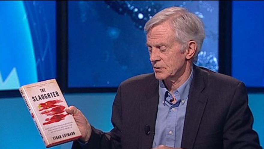Video David Kilgour: Obchod s orgány je novodobý zločin proti lidskosti