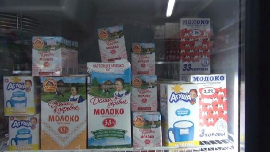 Video Události: Ruské obchody bez západních potravin