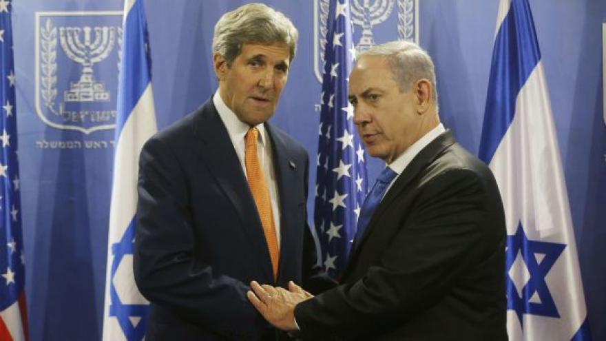 Video Szántó: Spor mezi Izraelem a USA poškozuje jejich vztahy