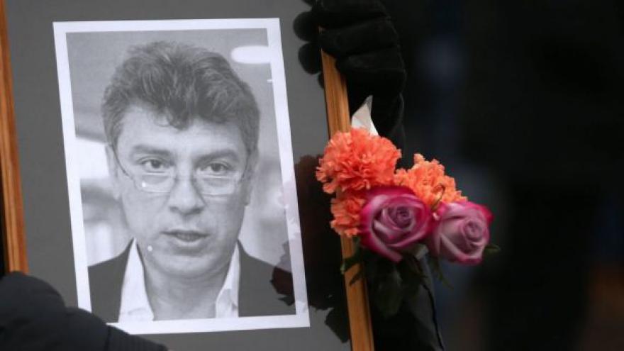 Video UDÁLOSTI: Moskevský pochod k uctění Němcova