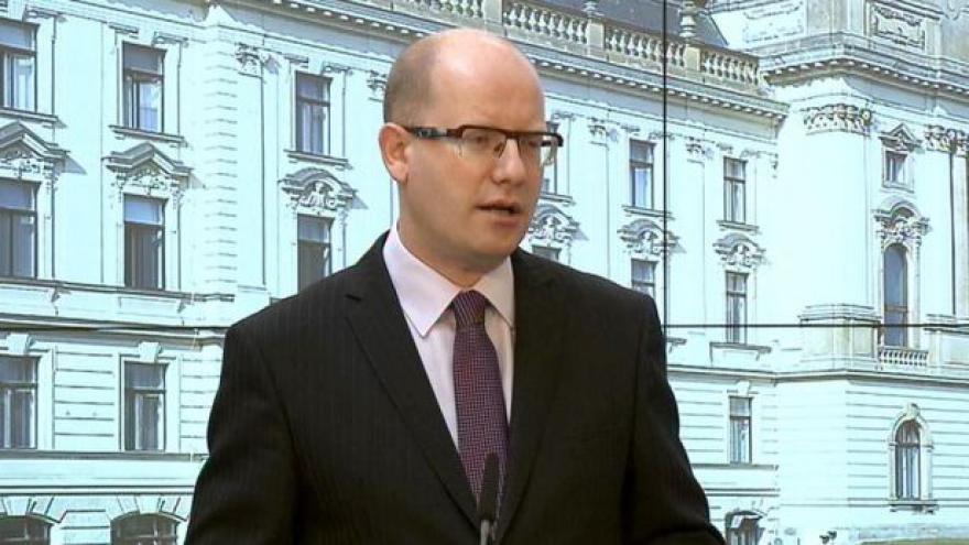 Video Brífink po jednání se zástupci profesních komor