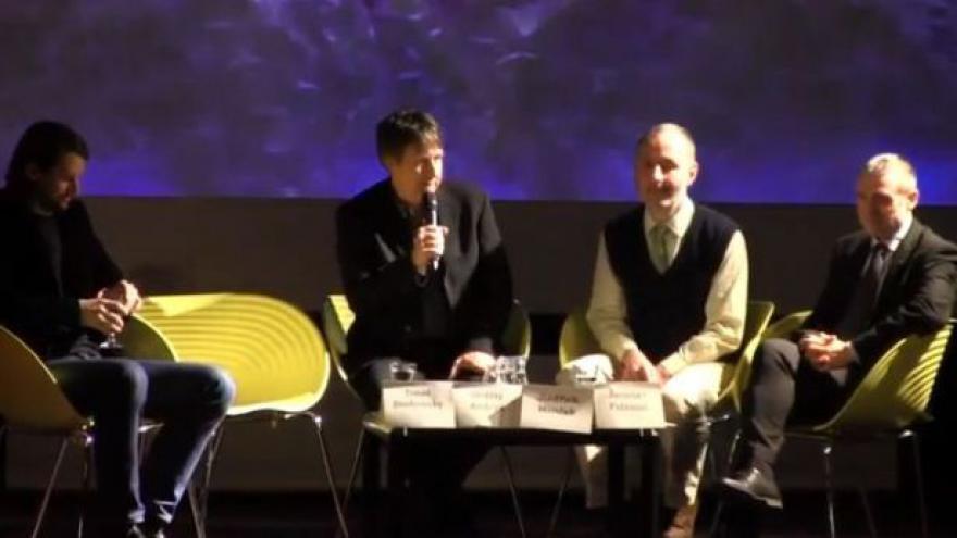 Video Záznam debaty: Do státních škol děti nedáme