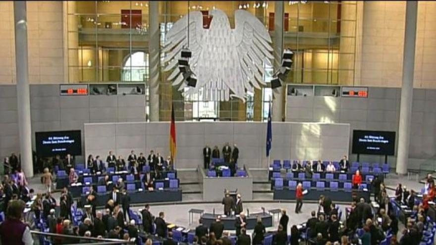 Video Zpravodaj Martin Jonáš: Kvóty v Německu prošly hladce