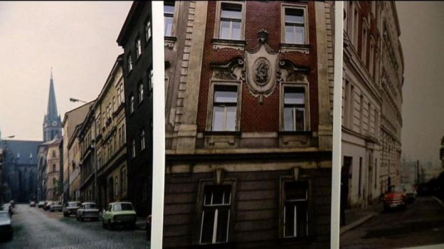 Video Fotografka oživila Žižkov, jak býval kdysi