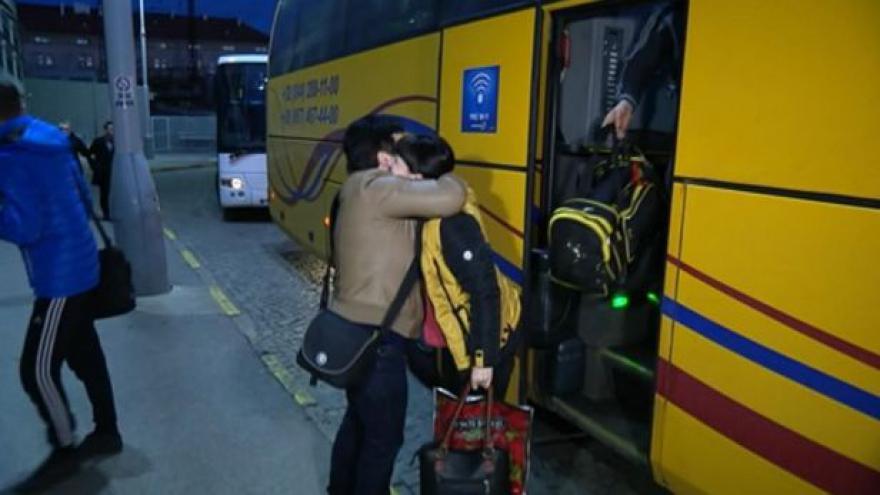 Video Události: Krajani z Ukrajiny přijeli do Česka hledat nový domov