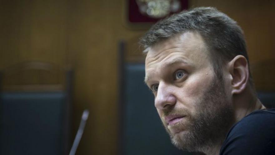 Video Události: Navalnyj opustil vězení