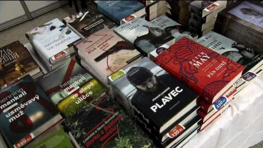 Video Začíná Ostravský knižní veletrh