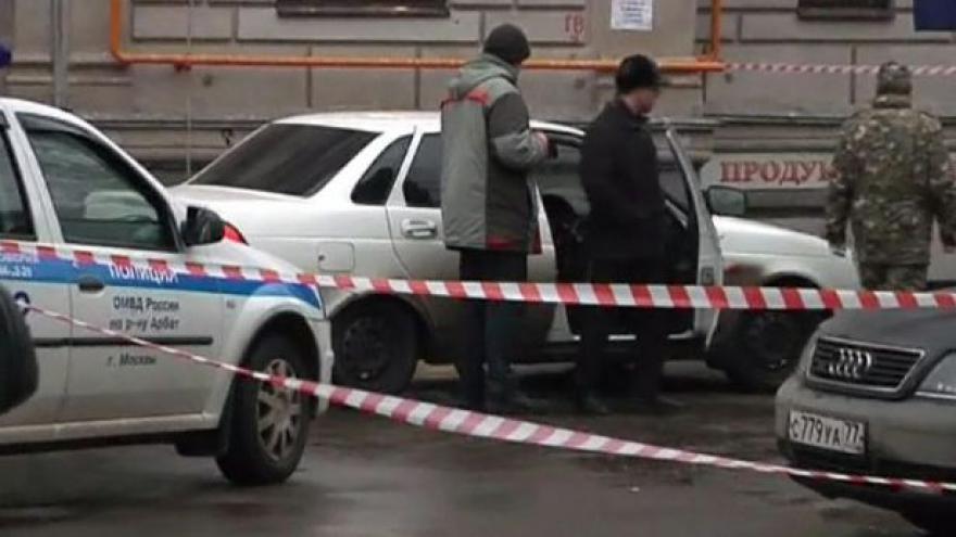 Video První zatčení v souvislosti s vraždou Němcova