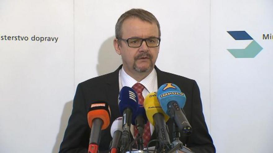Video Události: Plány ministra dopravy