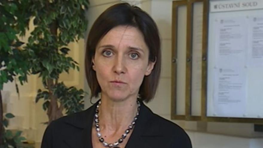 Video O případu hovoří ústavní soudkyně Kateřina Šimáčková