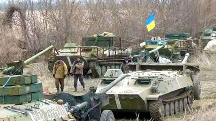 Video USA rozšířily sankce a slíbily Ukrajině vojenskou techniku
