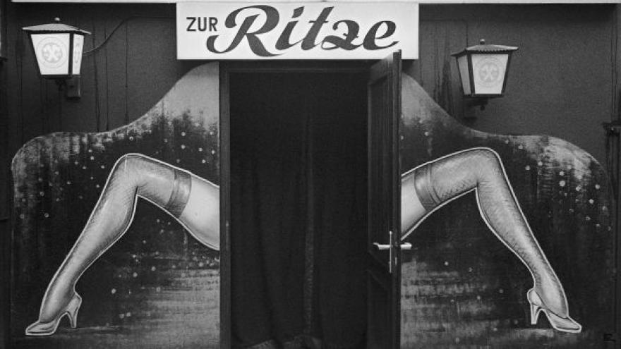 Video Fotografie Andreje Reisera odkrývají Utajený Hamburk