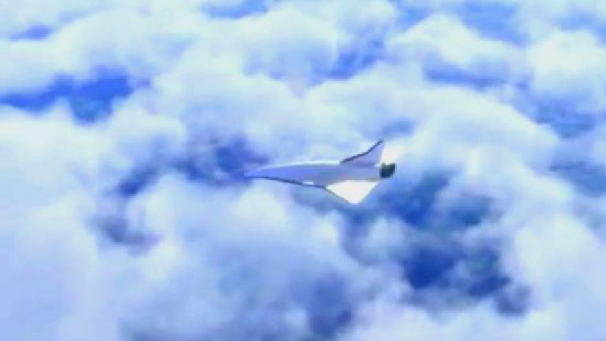 Video Sonická letadla budoucnosti mají překonat Concordy