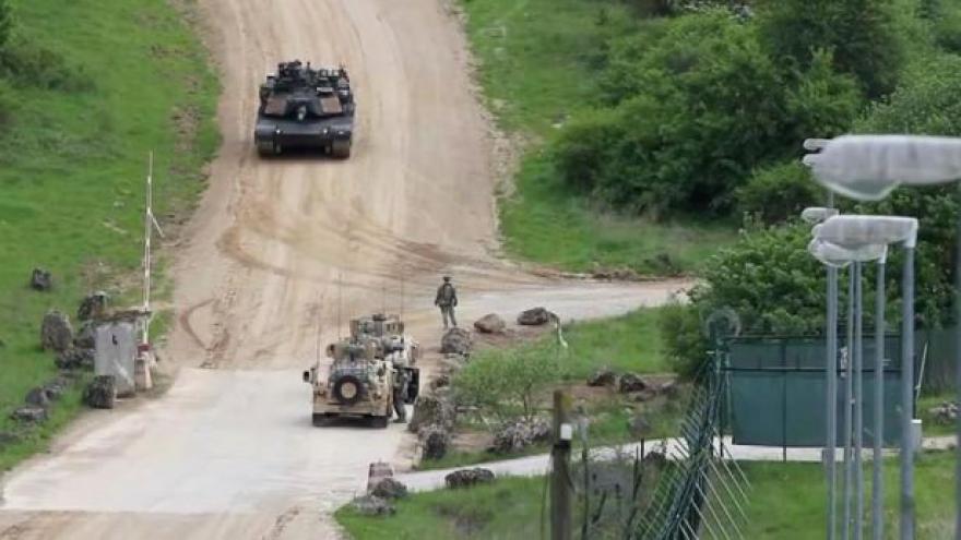 Video Průjezd konvoje dostal na vládě zelenou