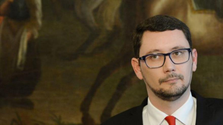 Video Jiří Ovčáček hostem Hyde Parku ČT24