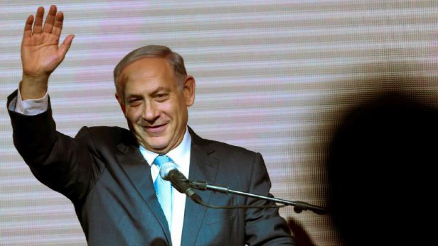 Video Izraelskou vládu zřejmě znovu sestaví Netanjahu