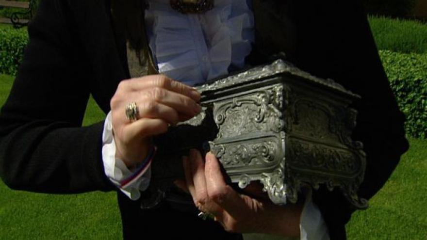 Video Historik František Kadlec o klíčích ke korunovačním klenotům