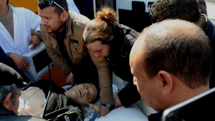 Video Dvaadvacet mrtvých po útoku v Tunisu