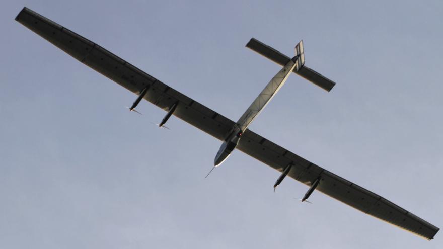 Video Solar Impulse se vydal na rizikovou cestu přes Pacifik