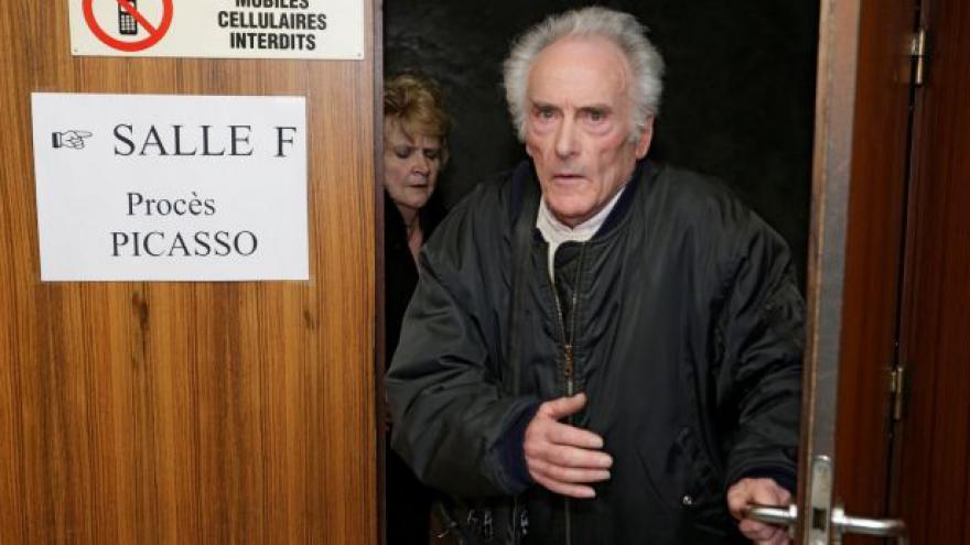 Video Picassův elektrikář u soudu vyhořel