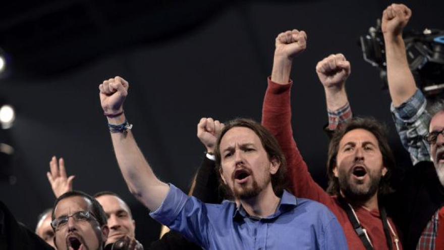 Video Politolog: Hnutí Podemos je ještě méně čitelné než Syriza