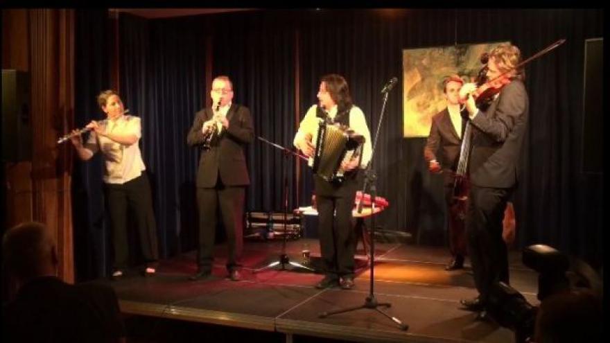 Video Létající rabín
