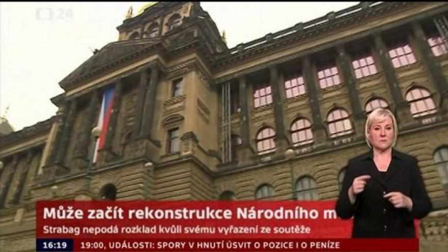 Video Rekonstrukce Národního muzea může začít