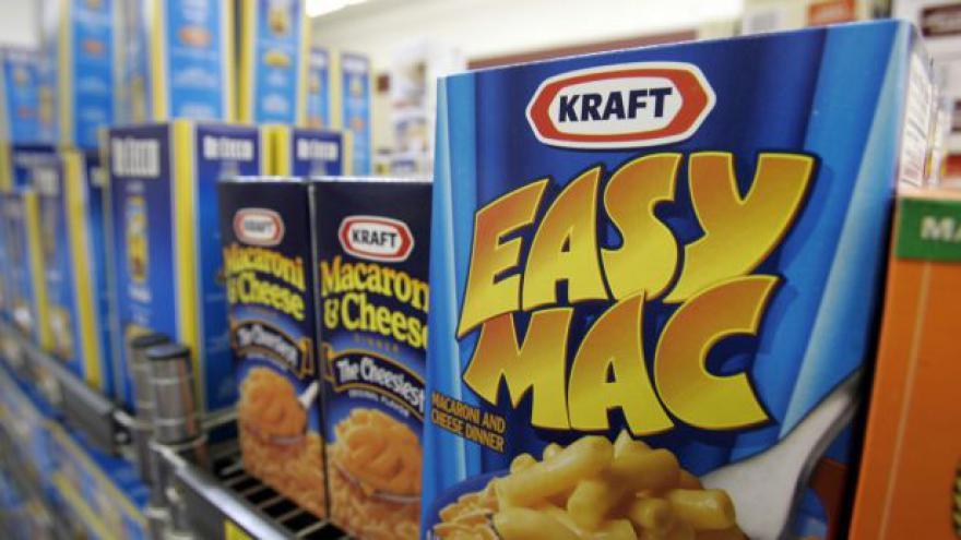 Video Vzniká nová světová potravinářská pětka: Kraft Heinz