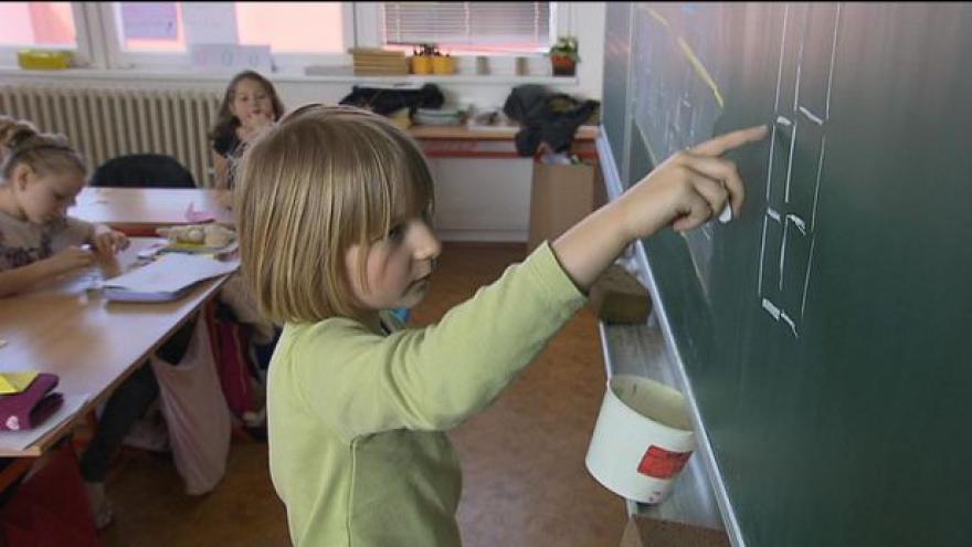 Video Nadané děti v hledáčku státu
