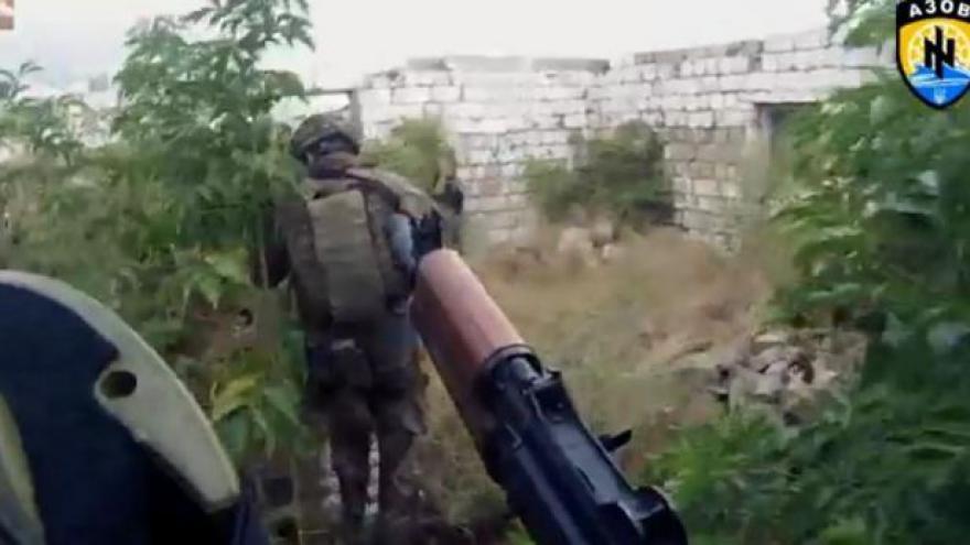 Video Do bojů na Ukrajině se zapojují dobrovolnické prapory