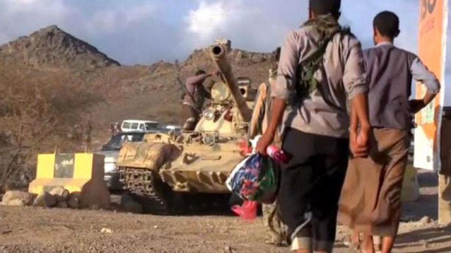 Video Koalice se náletů v Jemenu zatím vzdát nehodlá