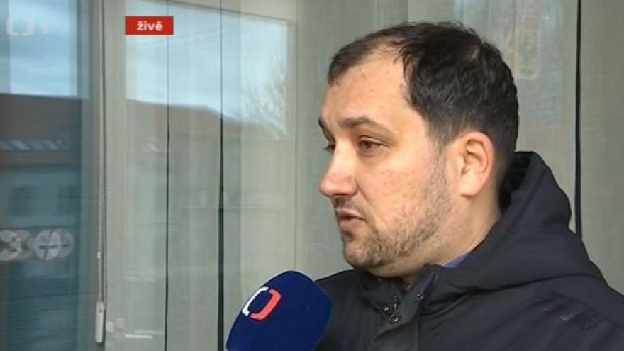 Video Jak hodnotí Petr Gabriel zásah policistů?